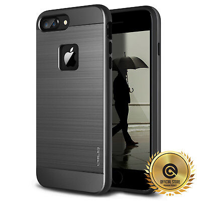 OBLIQ Slim Meta Case Protective SHOCKPROOF Dual Layer for iPhone 7  7 Plus