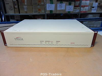 Visual Networks HSSI 807-0106 ASE Analysis Service Element SERIAL + NETWORK