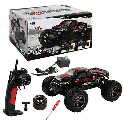 112 2-4G High Speed RC Monster Truck Remote Control Off Road Car Christmas Gift