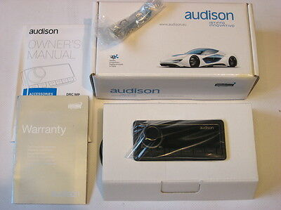 AUDISON DRC-MP MULTIMEDIA REMOTE CONTROL FOR BIT, PRIMA AND THESIS - BRAND NEW