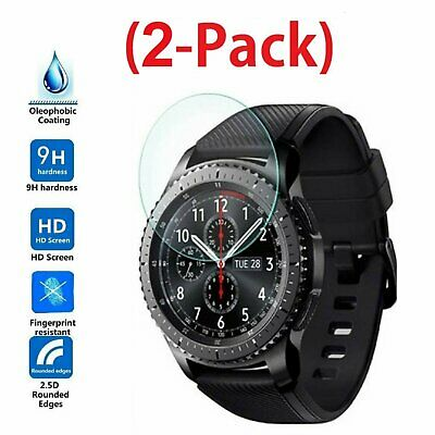 MagicShieldz Tempered Glass Screen Protector For Samsung Gear S3 Frontier