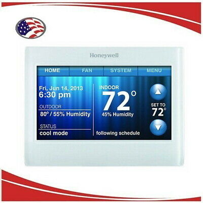 Honeywell TH9320WF5003 WiFi Color Touchscreen Thermostat - Requires C wire