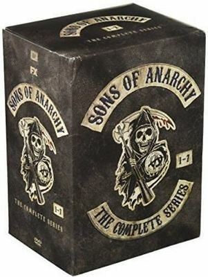 Sons of AnarchyThe Complete Series 2015 30 DVD Set Seasons 1-7