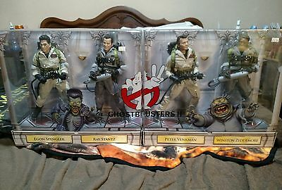 Ghostbusters 2 12 inch figures set of 4