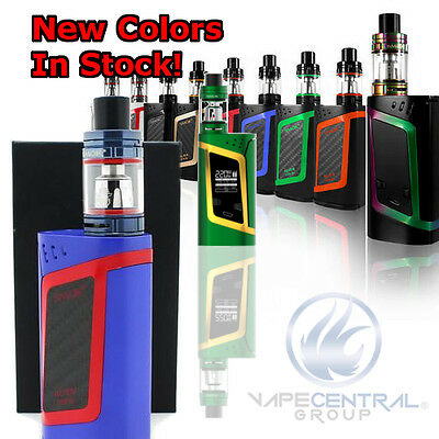 Authentic SMOK Alien 220w Kit w TFV8 Baby Beast - All Colors Avail - Free Ship