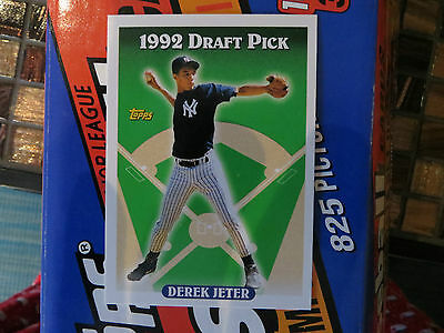 1993 TOPPS GOLD 98 DEREK JETER ROOKIE RC NOS  baseball card New York Yankees