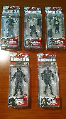 McFarlane Toys - The Walking Dead - TV Series 4 Action Figures Set of 5