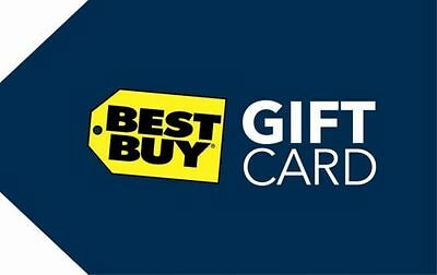 200 Best Buy Gift Card Mail Delivery