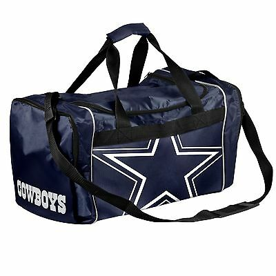 Dallas Cowboys Duffle Bag Gym Swimming Carry On Travel Luggage Sports Tote NEW