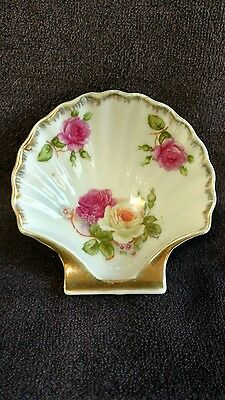 Colclough China Cup- Pink Flowers