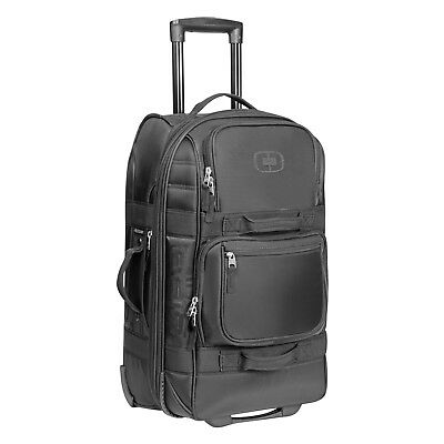 OGIO LAYOVER STEALTH WHEELED ROLLING SUITCASELUGGAGECARRY-ON - NEW 2017