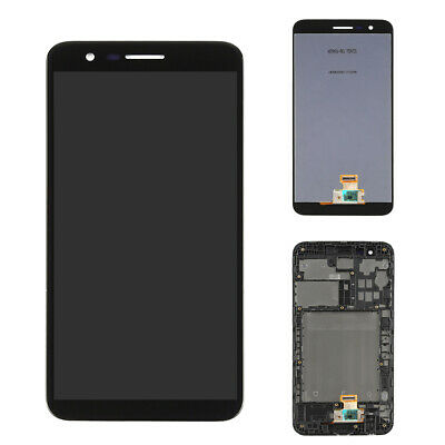 For LG K30 X410  K10 2018 LCD Display Touch Screen Digitizer Frame Replacement
