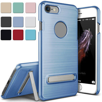 Rugged Shockproof Armor Kickstand Back Case Cover for iPhone 5s SE 6 6s 7 Plus