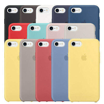 Brand New For Apple iPhone 7  iPhone 7 PLUS Silicone Case