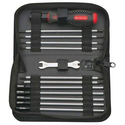 NEW Duratrax 19-in-1 Tool Set wPouch for Traxxas Slash Rustler Stampede Bigfoot