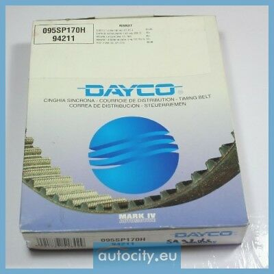 Dayco 94211 095SP170H Timing Belt