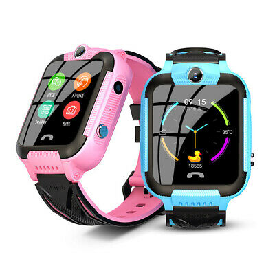 Smart Watch For Kids Android watches With Camera Sim Card Smartphone Waterproof