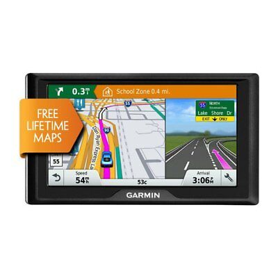 Garmin Drive 60LM Auto GPS with Lifetime Continental US Maps - 6 Screen