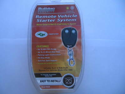 BULLDOG REMOTE STARTER Wintegrated Bypass - RS82B - NEW UNOPENED BOX
