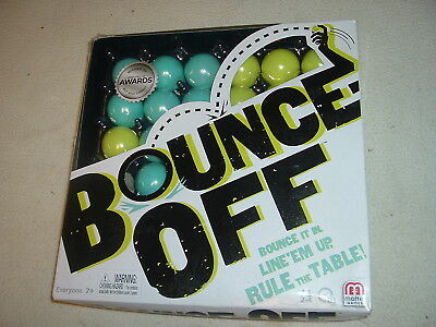 Mattel Bounce -Off Board game Fun for Kids and Adults Bounce Off  New In Box