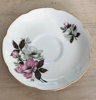 Royal Grafton Fine Bone China Saucer