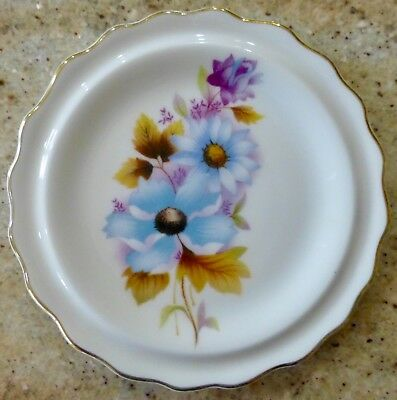 ROYAL GRAFTON - ENGLAND - TRINKET DISH - 4 INCH - FINE BONE CHINA