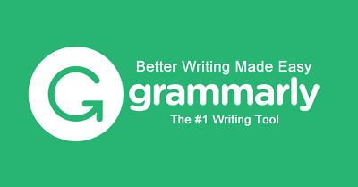 Grammarly Premium Account  12 Month Subscription with Warranty