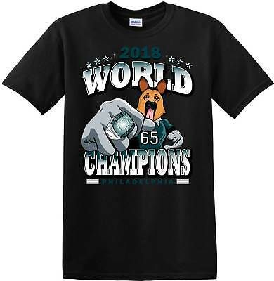 Philadelphia Eagles Underdog Super Bowl World Champions T Shirt