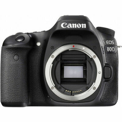 Canon EOS 80D 24-2MP Digital SLR Camera