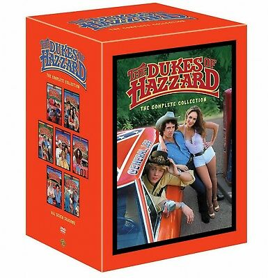 Dukes of Hazzard The Complete Series Seasons 1-7 DVD Season 1 2 3 4 5 6 7 NEW