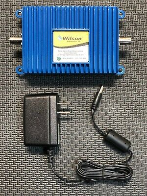 Wilson 811200 Direct-Connect 8001900 MHz In-Line Amplifier wAC Power Supply
