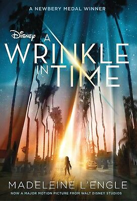 A Wrinkle in Time Movie Tie-In Edition by Madeleine LEngle Ebooks