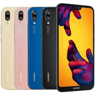Huawei P20 Lite 64GB Android Smartphone Handy ohne Vertrag LTE4G Octa-Core