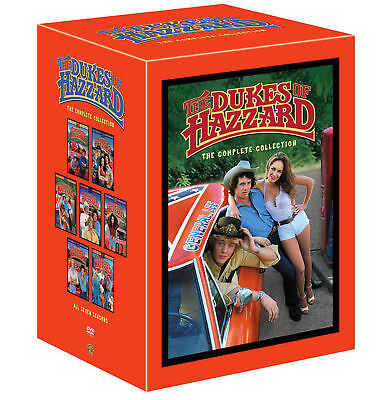 Dukes of Hazzard The Complete Series Season 1- 7 DVD