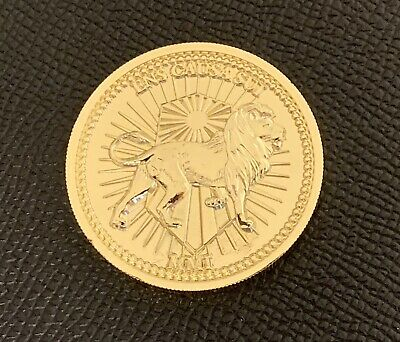 John Wick Continental Hotel Gold Coin ReplicaHighest Quality Movie Accurate