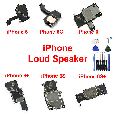 OEM Loud Speaker Replacement Sound For iPhone 5 5C 6 6S 4-7 6S 7 X Plus 5-5