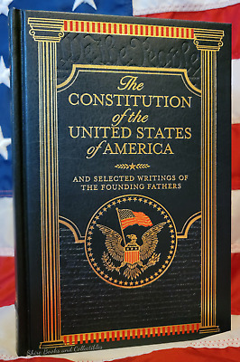 NEW SEALED Constitution of the US of America - Other Writings Bonded Leather USA