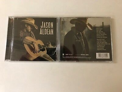 REARVIEW TOWN BY JASON ALDEAN - APRIL 2018 RELEASE 100 AUTHENTIC FACTORY SEALED