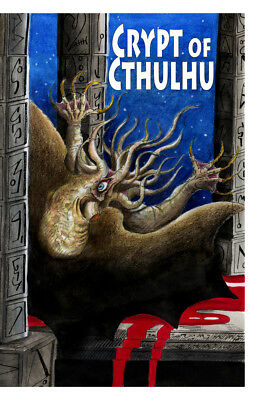 New Crypt of Cthulhu 110 ed by Bob Price - published by Necronomicon Press