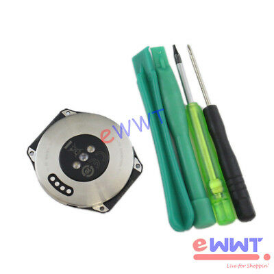 Silver Steel Metal Back Housing Shell - Tools for Huawei Watch 2 Classic ZVHS753