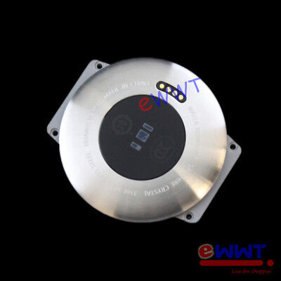 for Huawei Watch 1 42mm Smartwatch Silver Steel Metal Back Housing Cover ZVHS750