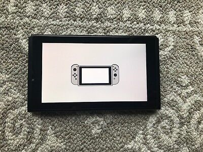Nintendo Switch 32GB Gray Original Replacement Console Tablet Only