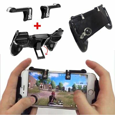 Mobile Phone Gaming Controller Joystick Handle Holder- Shooter For PUBG Fortnite