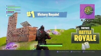 Fortnite Battle Royale 1 GUARANTEED Win XBOXNintendo Switch only