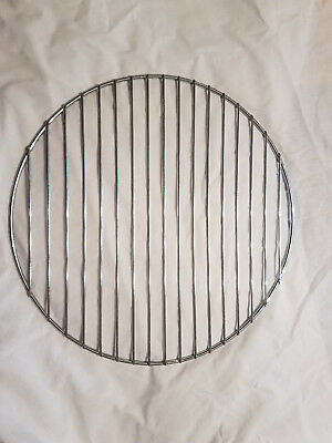 NEW ROUND GRILL GRATE 15-5 BRINKMANN VERTICAL SMOKER  FREE SHIPPING