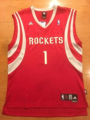 Vintage Houston Rockets Adidas Jersey-Tracy McGrady Mens Size M