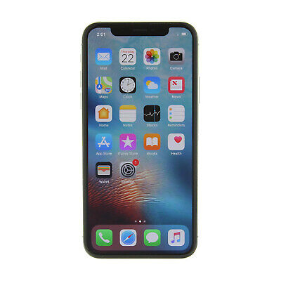 Apple iPhone X a1865 256GB LTE CDMAGSM Unlocked - Excellent