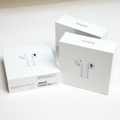 Apple AirPods Wireless Bluetooth Headset for iPhones MMEF2AMA FULL USA Warranty