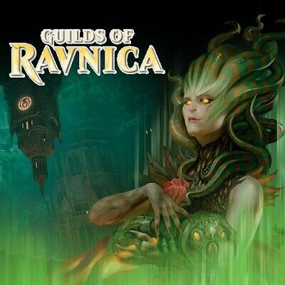English Guilds of Ravnica GRN Complete Uncommon and Common Set x4 magic MTG