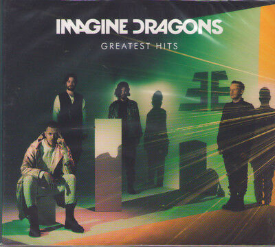 Imagine Dragons – Greatest Hits  2CD NEW